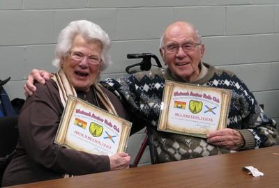 Irene VE1CF (SK) & Bill Wheaton VE1CFK (SK)